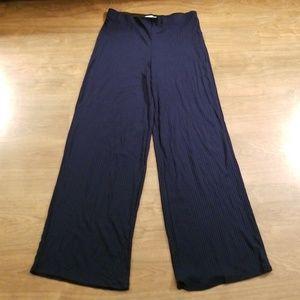 Zara Wide Leg Pants Size Large